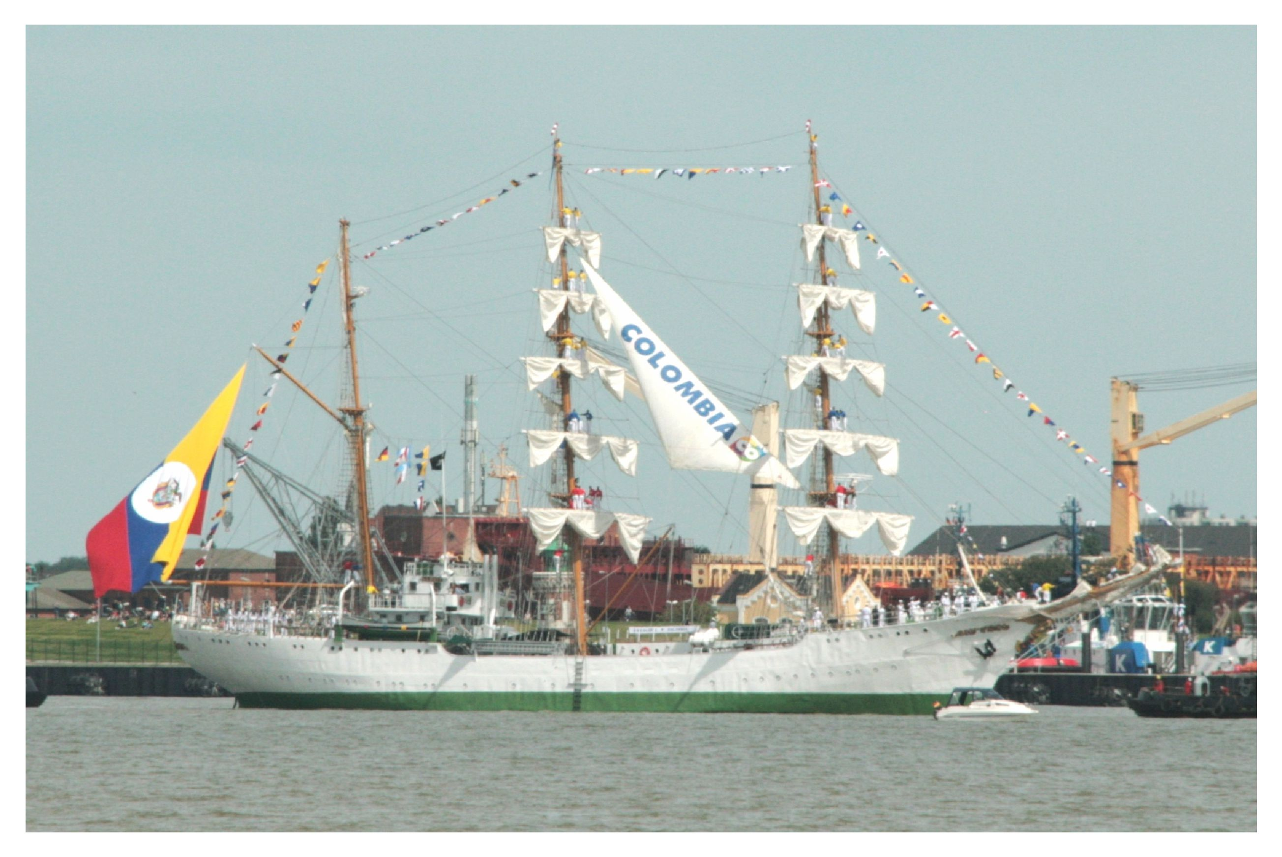 GLORIA  in Bremerhaven